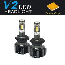 HARBLL V2 Car LED H1 H3 H7 H8   online