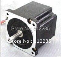 Nema 34 stepper motor bipolar 4 wires CNC longs motor/34H2080H stepper motor