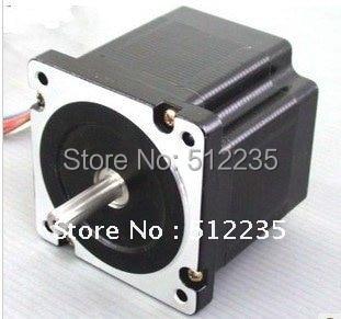 Nema 34 stepper motor bipolar 4 wires CNC longs motor/34H2080H stepper motor transistors bipolar bjt bipolar transistor 1 piece