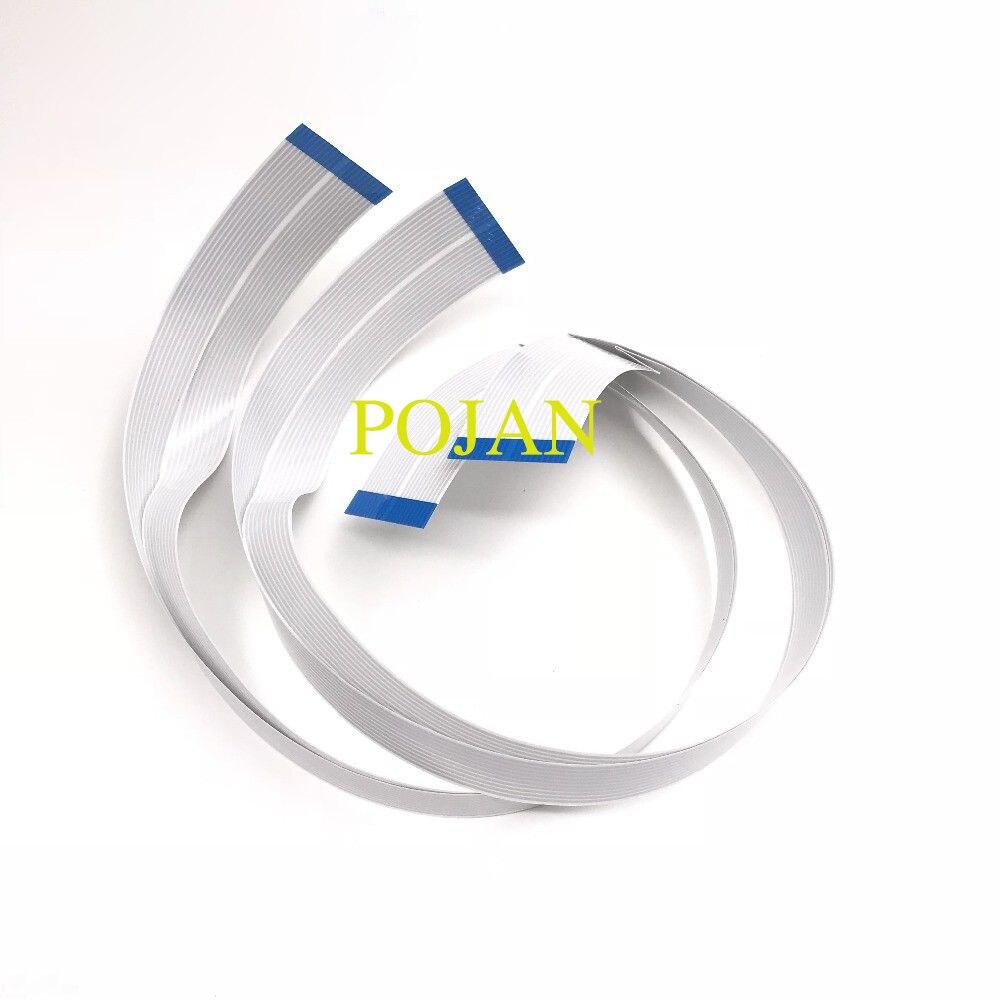 5 шт. X печатающая головка принтер кабель печатающей головки для EPS L358 L362 L365 L366 L381 L455 L456 кабели принтер плоттер части POJAN Store