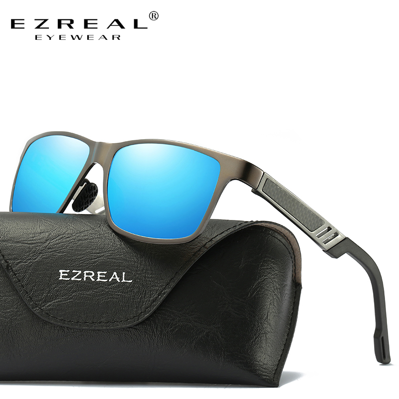 EZREAL Men Aluminum Polarized Ms