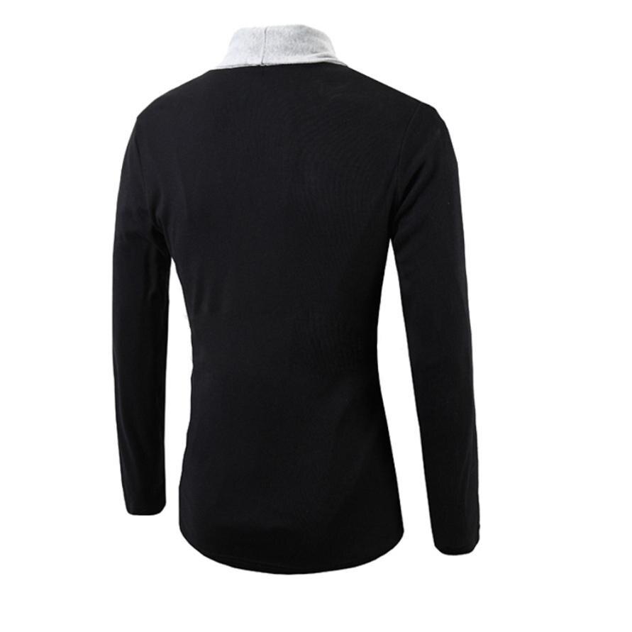 HTB1JjyLdA5E3KVjSZFCq6zuzXXaT Men's Jacket Fashion  Winter Outerwear & Coats  Warm Slim Long Sleeve Casual Jackets  jaqueta masculina   Men's Clothing 18AUG4