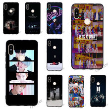 Protective DNA BTS Bands Phone Cover for Xiaomi Redmi 5 Plus Case 4A 4X 5A Prime 6A Note 5 6 Pro Soft(China)