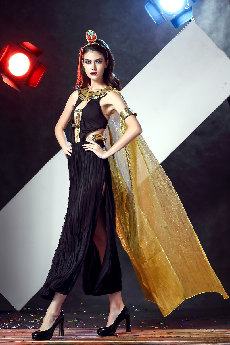 New Arrival Cleopatra Costumes Fancy Dress Women Indian -2801