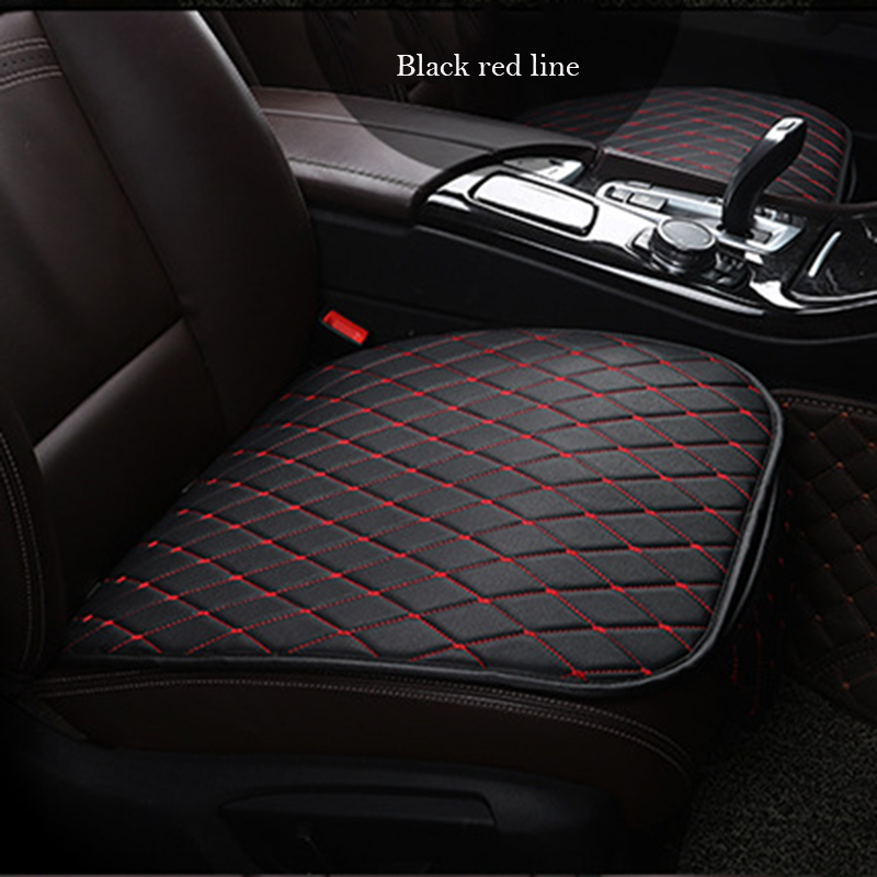 2 Black Front High Quality Car Seat Covers Protectors For Peugeot 308