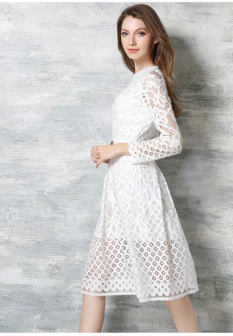 White Dresses Summer 2016