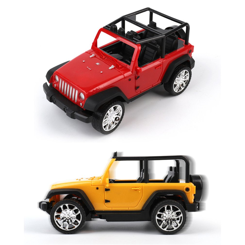 Remote Control Off-Road Vehicle Four-Way Remote Control Racing Car Remote Control Car Child Hot Sale Remote Control Toy