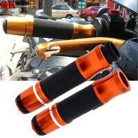 7/8 22mm Motorcycle Grips Handle Grip CNC Aluminum Handlebar hand Grips For YAMAHA NMAX 125 155 XMAX 125 250 300 400