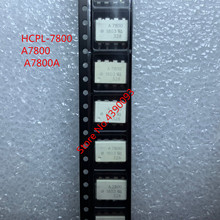 10pcs/lot  A7800 A7800A HCPL-7800 HCPL7800 SOP-8