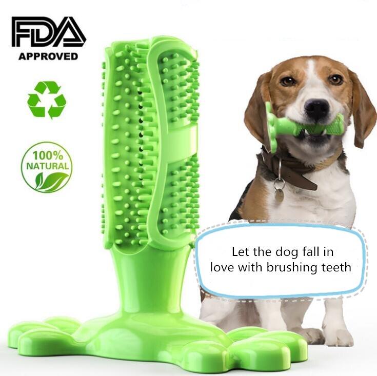 Limpiador de dientes para mascotas
