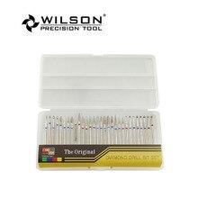 30 sztuk/zestaw diamentowa wiertarka do paznokci zestaw części maszyna do manicure akcesoria pilniki do paznokci narzędzia do paznokci