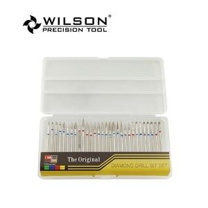 Image 1 - 30pcs/set Diamond Nail Drill Bit Set Manicure Machine Accessoires Nail Files Nail Tools