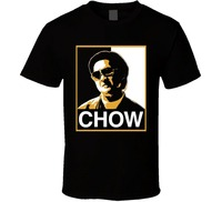Fashion Funny Casual Man Tops Tees T Shirt Bandit Mr Chow The Hangover Hope Style