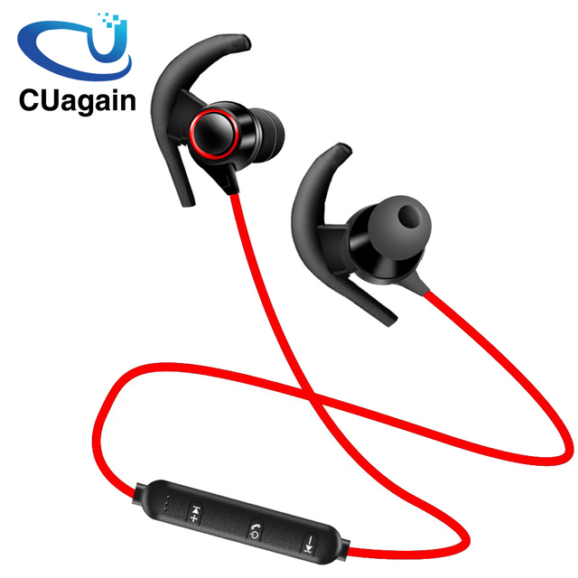 Newest QH01 Bluetooth V4.1 Headphones with Mic Wireless Earphones Sports IPX4 Headphone Stereo Headset For iPhone Xiaomi HUawei