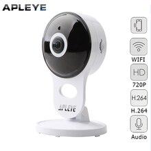 Мини ip-камера 720 P hd Wi-Fi камеры видеонаблюдения Micro радионяня беспроводной сети видеонаблюдения для мобильного телефона