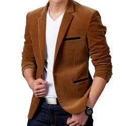 Новое поступление роскошный мужской блейзер новый весенний модный бренд высокого качества хлопок Slim Fit мужской костюм пиджаки для мужчин