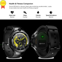 best watch 2019 double 5.0MP Camera Smartwatches 4G Smart Watch GPS Wifi Heart Rate Monitor phone call watch pk THOR 4 plus 4pro
