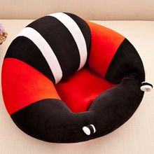 Hot Newborn Baby inflatable Chair Seat Infant Babies Dining Lunch Sofa Safety Comfortable Cotton Portable Baby Plush Soft sofa
