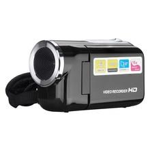 2019 Video Camcorder HD 720P Handheld Digital Camera 4x