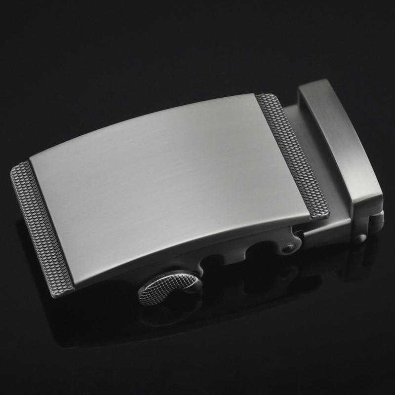 3.5cm Width Automatic Belts Buckle Genuine Leather Belt Men Luxury Brand Belt Buckle Head CE25-1050