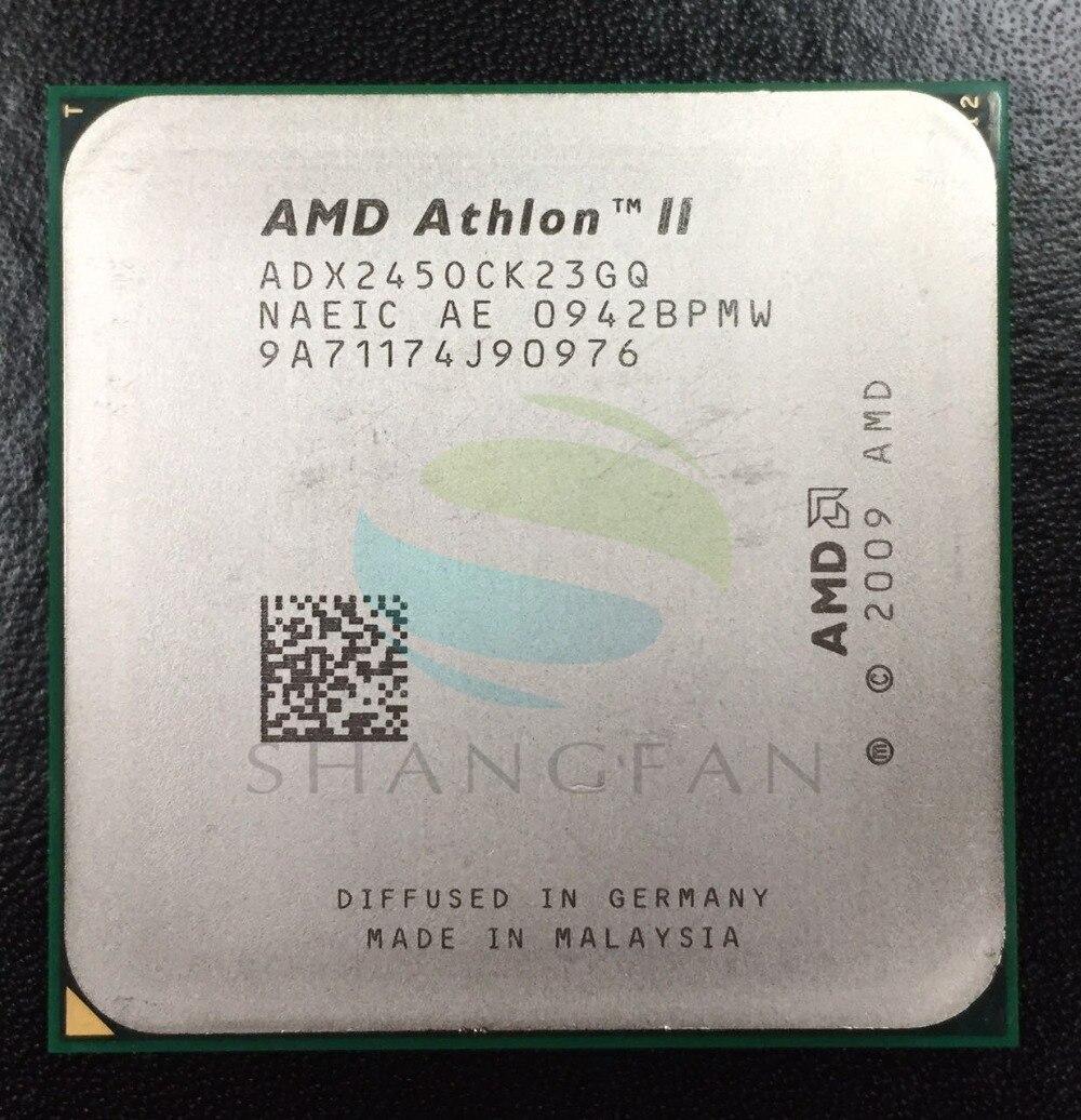 AMD Athlon X2 245 2.9 GHz Dual-Core CPU Processeur ADX245OCK23GM ADX245OCK23GQ Socket AM3 938pin