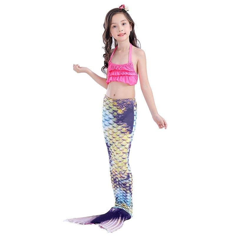 girls mermaidl tail vintage 4