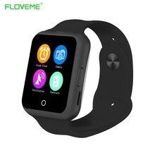 FLOVEME Bluetooth Smart Uhr Für Kinder Männer Frauen Unterstützung Android-Handy Sim-karte Armbanduhren Wasserdicht Sport Uhr Smartwatch