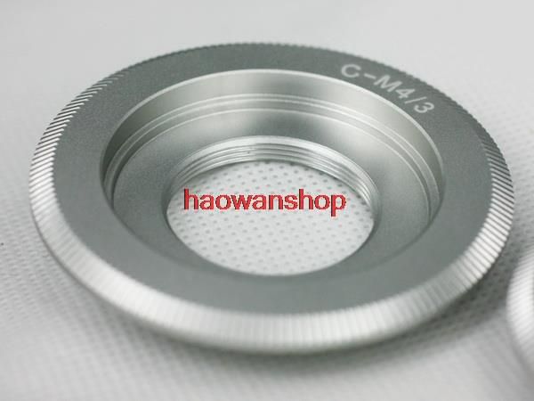 C CCTV film Movie Lens Adapter Ring to Micro 4 3 m4 3 G2 G3 GF1