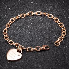 Горячие продажи браслетов для женщин ювелирные изделия из нержавеющей