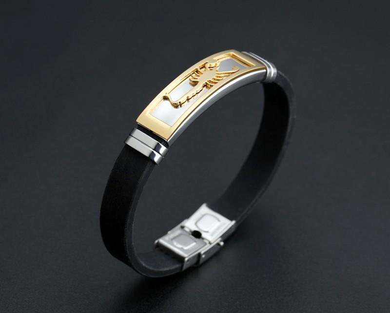 HTB1Jk4MLXXXXXcfapXXq6xXFXXXw - Scorpion Design Bracelet