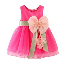 Summer Baby Girl Dress Newborn Cotton Princess Dress Baby Girl Clothes Wedding Baby Girl Party Dress