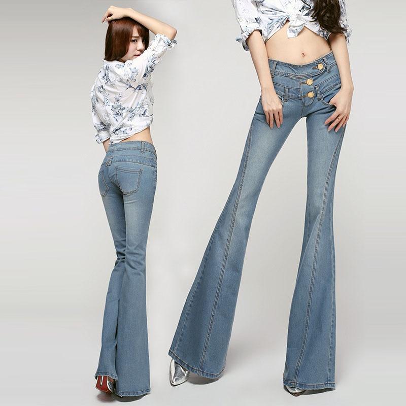 Popular Bell Bottom Jeans for Women-Buy Cheap Bell Bottom Jeans ...