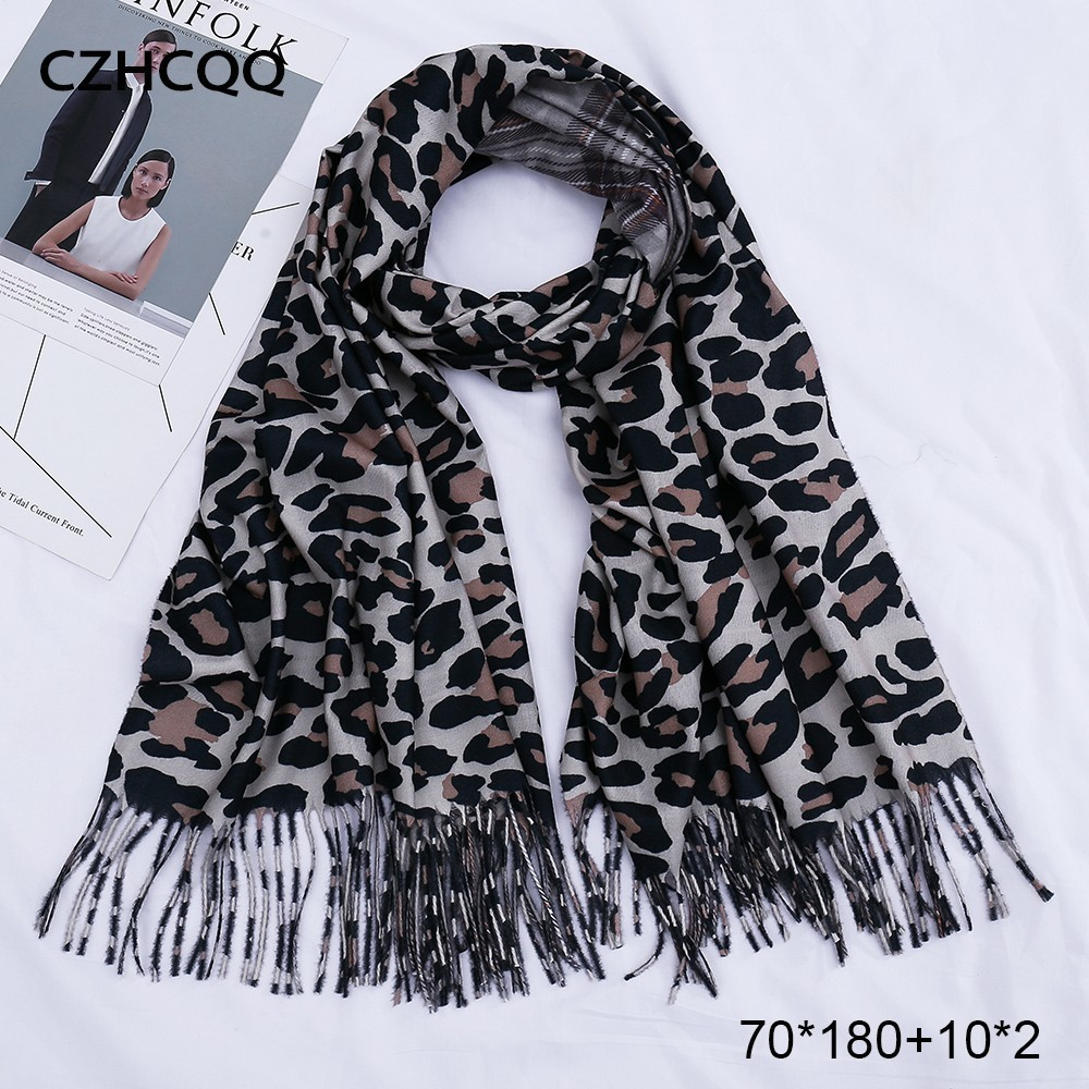 Long Cashmere Scarf Women Man Pashmina Foulard Femme Neckerchief Neck Men Plaid Wool Scarf Male Blanket Women Scarf For Ladies
