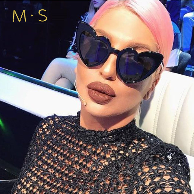 MS 2018 Vintage Round Sunglasses Women Fashion Brand Designer Eyewear UV400 Female Sun GlassesSun Girl J57