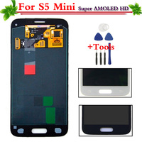 Super AMOLED HD LCD Display Touch Screen Digitizer Replacement For Samsung Galaxy S5 Mini G800 G800F