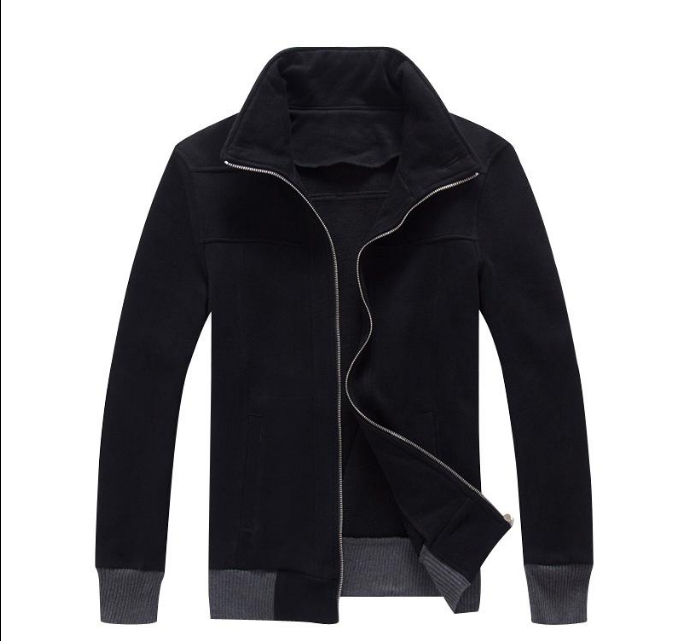 Spring NEW Sweatshirt Coat Anime Sword art Online Kiriya Kaito Costume Coat Sweatshirt Black Hoody Jacket for Unisex
