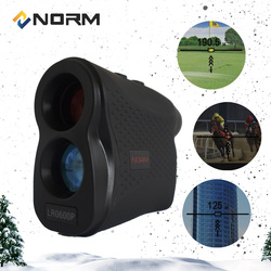 Norm Laser Rangefinder 600M 900M 1200M 1500M Laser Distance Meter for Golf Sport, Hunting, Survey