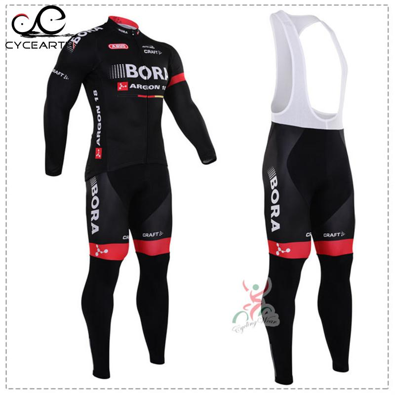 BRA 18 ropa ciclismo 2016 Long Sleeve cycling jersey mtb bike maillot mountain Breathable cycling clothing $478
