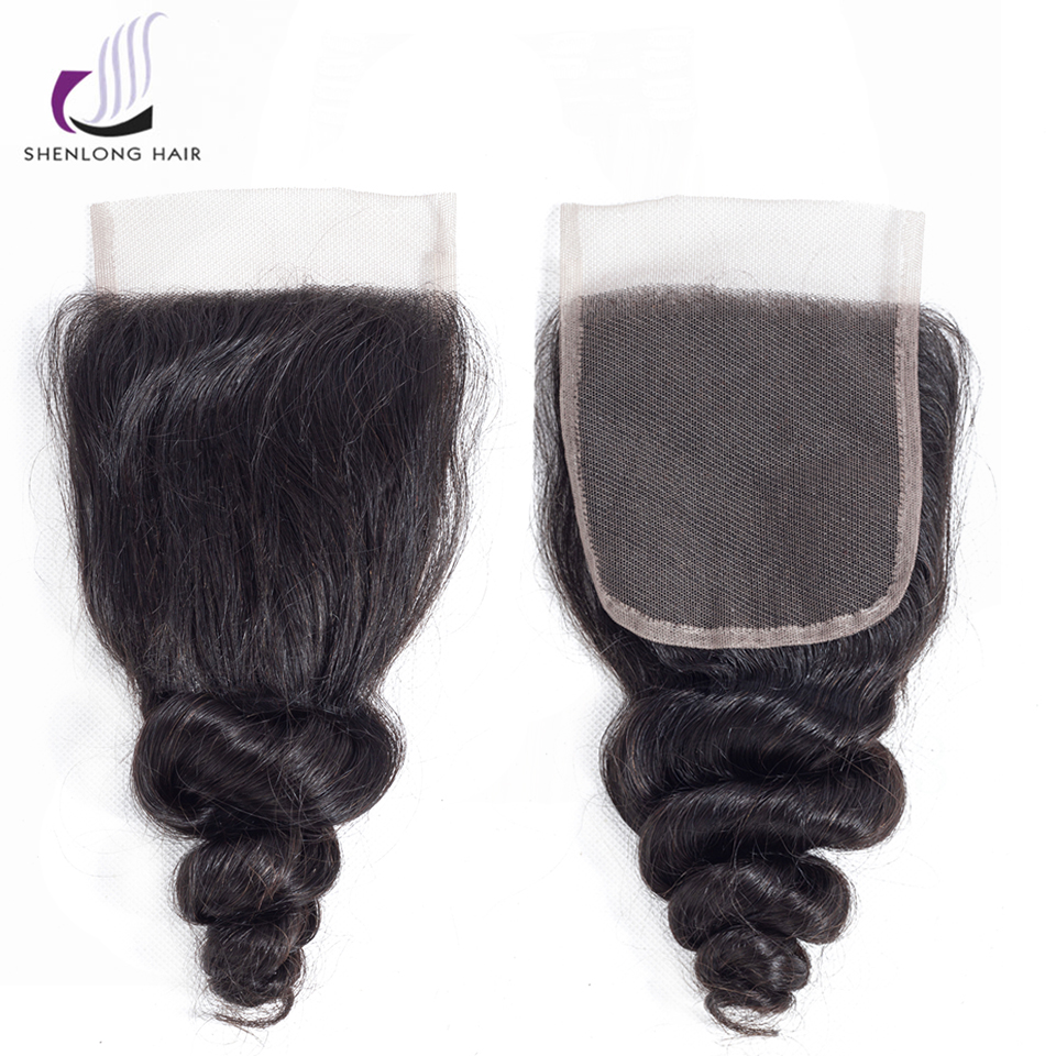 SHENLONG Μαλλιά Loose Wave 8-20