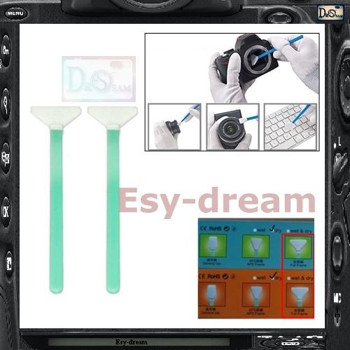 Ccd-Swab-Sticks Full-Frame Cleaning-Cmos Camera Dry-Sensor for 5D Mark-Ii III 6D D3 D800