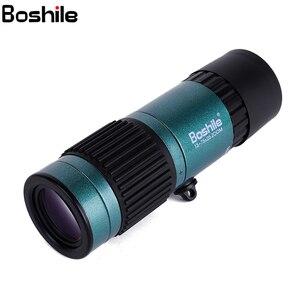 Image 4 - Boshile monoculaire 15 75x25 HD haute puissance télescope pour lobservation des oiseaux Camping monoculaire jumelles haute qualité Vision claire