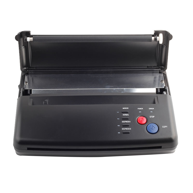 Image 2 - Lighter Tattoo Transfer Machine Printer Drawing Thermal Stencil Maker Copier for Tattoo Transfer Paper Supply permanet makeup-in Tattoo Stencils from Beauty & Health
