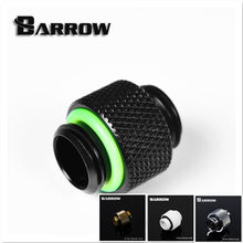 TB2D-02 Barrow G1/4''thread Double External Tooth Pas untuk Sistem Pendingin Air(China)