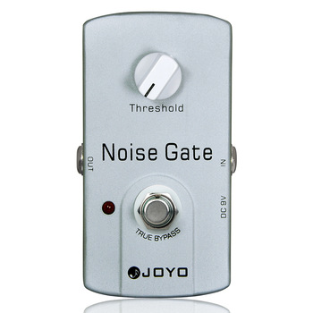 JOYO Noise Gate Electric Guitar Effect Pedal True Bypass Design Guitar Effect Pedal with Aluminul Alloy Material JF - 31 electric guitar effect pedal true bypass design guitar noise gate effect pedal with aluminul alloy material joyo jf 31