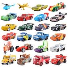 Disney Pixar машина 3/2 Маккуин Mater Джексон Storm Ramirez 1:55 литья под давлением автомобильных металлического сплава модели автомобилей игрушки автомобиля рождение ребенка подарок