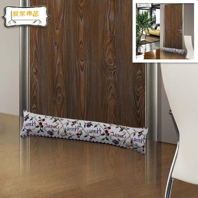 Fashion home door stopper bolster windows mat pad long pillow cover 20*90cm & Fashion home door stopper bolster windows mat pad long pillow ... pezcame.com
