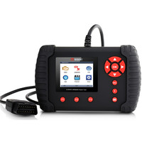 iLink410 ABS SRS OBDII Diagnostic Tool ABS Air Bag Code Read/Clear EPB Reset SAS Calibration Better than NT630Pro