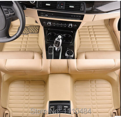 Myfmat advance reservation customize car floor mats foot rugs auto mat automotive rug leather universal trendy top quality trend