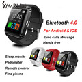 Hot Sellling Cheap Price Of Smart Watch Phone U8 Watch Support Pedometer And Android System Cellphone smart phone watch
