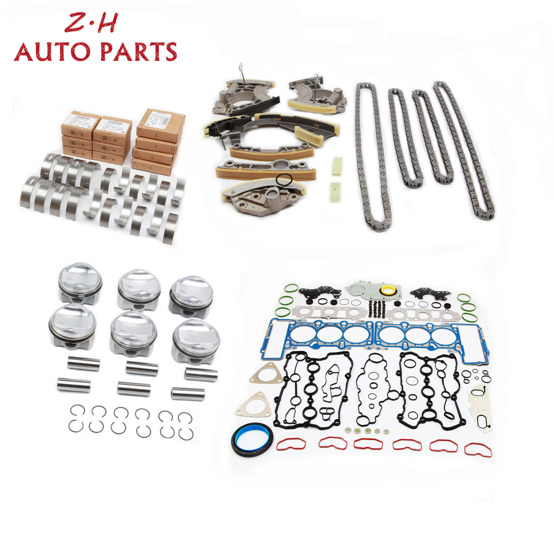 For Audi A4 A6 A8 Quattro Volkswagen Passat Touareg Camshaft Retainer Ring